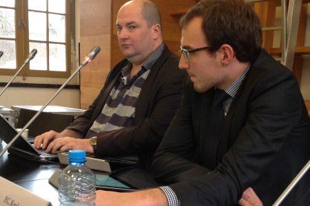 Achter de schermen van de Universiteitsraad