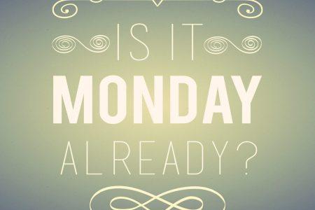 Wat doet de UR eigenlijk iedere maandag?